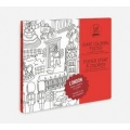 LONDRES poster gigante para colorir 70x100cm OMY